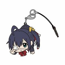 Chuunibyou demo Koi Rikka Wicked Eye Pinch Mobile Phone Strap Plug Cospa Anime