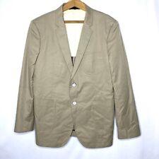 Rag & Bone Blazer 42 Beige Two Button Jacket