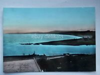 SAN LEONE tramonto Agrigento vecchia cartolina