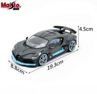Maisto 1:24 Die-cast Alloy Static Car Model Mens Gift For Bugatti DIVO no box