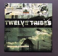 TWELVE TRIBES - Midwest Pandemic CD EX+ 2006 11 Tracks Promotional Copy Slipcase