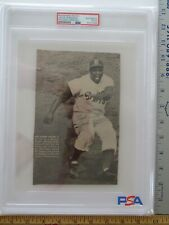 Jackie Robinson - Signed Magazine Photo - PSA Authenticated