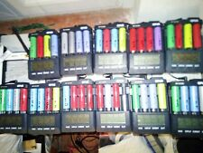 100x li-ion tested 1865 2000 2200 2400  2500 2600 2800 3000 3200 cell Powerwall