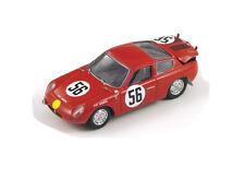 Fiat Abarth 700S (Le Mans No. 56 1962) Diecast Model Car S1320