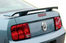 Fits 2005 - 2009 Ford Mustang Factory OE Style Wing Spoiler Primer Un-painted