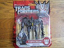 Transformers ROTF Revenge of the Fallen Robot Keychain STARSCREAM - MISB