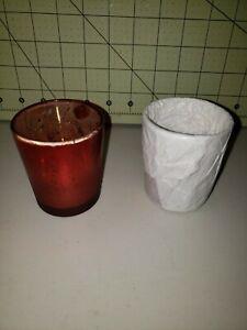 Crate And Barrel Votive Candleholder set of 2