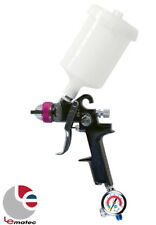 1.4 mm Spray Gun HVLP Painting Gun With Air Flow Regulator Valve LEMATEC Tools
