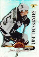 1997-98 Leaf International Universal Ice #46 Jamie Langenbrunner