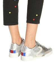 STELLA MCCARTNEY `Stella` SNEAKERS LOW-TOP TURNSCHUHE SHOES SCHUHE TRAINERS 39