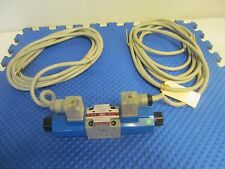 New Toyooki Solenoid Directional Valve with Plugs HD3 2WD BCA 025A WDD2T5