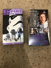 The Empire Strikes Back Vhs Lot (2)