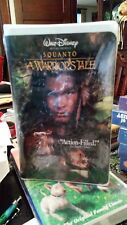 Walt Disney VHS Movie SQUANTO A WARRIOR'S TALE NEW FACTORY SEALED
