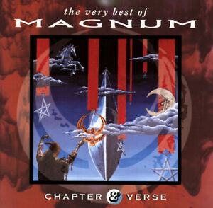 Magnum - Chapter And Verse - Very Best Of - NEW CD (sealed)