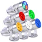 3 LED 3W Aluminum Pinspot Stage Effect Light Disco Party Display Beam Spotlight