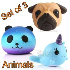 Animal Jumbo Slow Rising Squishies Squishy Squeeze Toy Stress Reliever Mobile
