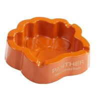 Panther Paw Ashtray - Orange - For Cigarillos And Cigarettes - Melamine