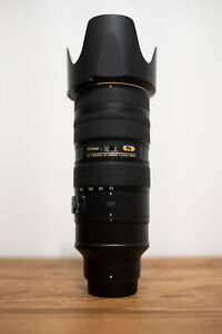 Nikon 70-200 2.8G AF-S ED VR II - BOXED MINT++ CONDITION - BEST ON MARKET