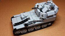 Lego WW2 GERMAN Vehicle FLAKPANZER 38(t) Sd. Kfz. 140/2 Tank NEW Artillery