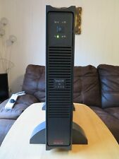 More details for apc smart-ups sc1000 (600w) 240v in excellent condition + new batteries + instr.