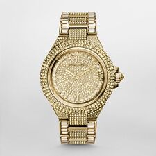 Michael Kors MK5720 Women's Camille Gold Stainless-Steel Quartz Watch