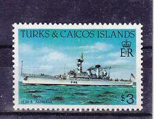 v2075 Turks & Caicos/ Schiffe  MiNr 672 C ** aus Satz