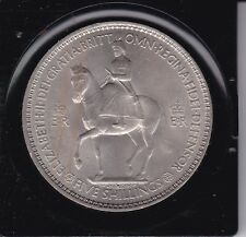 1953 Queen Elizabeth Commemorative Coronation Crown Brilliant Uncirculated Coin