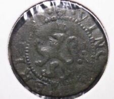 Hardhead =2d Scottish Copper coin of James VI Spink 5517 Scotland C.1588 1