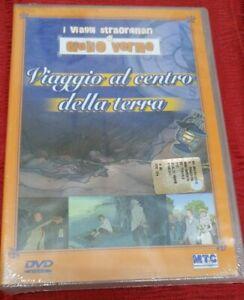 Viaggio al centro della terra DVD