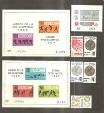 Latin America - Mint Never Hinged Stamps - Mexico.