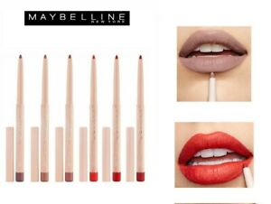 Maybelline Gigi Hadid Lip Liner Pencil Retractable Various Shade !