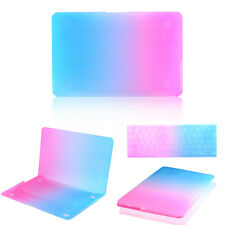 "3in1 Hard Case Rainbow Laptop Shell for Apple Macbook Pro 13"" 13.3"" A12"