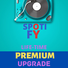 ?? Spotif Premium Lifetime | Worldwide | ANY COUNTRY | +Warranty+