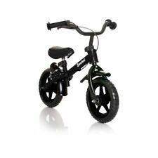Baninni Bicicleta sin Pedales Wheely Azul/Negra/Rosa Metal BL 72x50x55 cm 3 kg