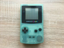 Nintendo Game Boy Color Ice Blue Toys r us rare