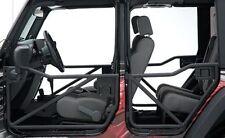 Rancho RS6216B/RS6217B Front & Rear Tubular Doors for Jeep Wrangler JKU 4 Door