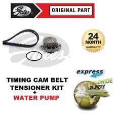 TIMING CAM BELT TENSIONER KIT + WATER PUMP for VW SCIROCCO 1.1 1.3 1974-1984
