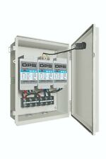 Single to 3 Phase Converter, Suitable for 25HP(18.7KW) Motor, 75 Amps, 200V~240V