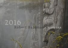2016 Robert Bateman Calendar Wildlife Book Limited Quantity, SIGNED, AUTOGRAPHED