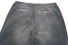 N.Z.A. New Zealand Auckland Herren Cord Hose Jeans 38/34 W38 L34 dunkelgrün **