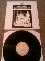 THE BRITISH NORTH AMERICAN ACT - IN THE BEGINNING LP UK ANTAR 80s REISSUE PSYCH