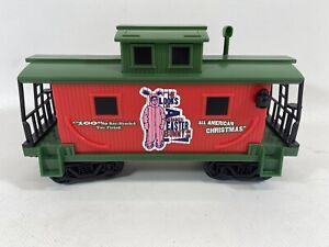 Lionel G Gauge A Christmas Story Caboose ONLY Model Train 2009 7-11177