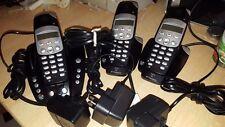 Utiliza BT Trío Teléfono inalámbrico digital XD5500 independiente con Contestador Automático
