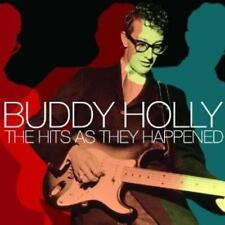 BUDDY HOLLY - THE HITS AS THEY HAPPENED: CD ALBUM (March 31st 2014)