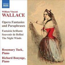 Wallace: Opera Fantasies and Paraphrases (CD, Aug-2011, Naxos (Distributor))