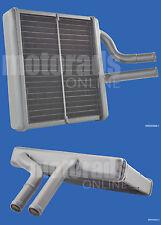 Daewoo Chevrolet Tacuma heater matrix Robust copper and brass version. New