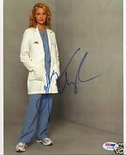 """Katherine Heigl Signed """"Grey's Anatomy"""" 8x10 Photo PSA"""