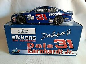 Dale Earnhardt Jr #31 Sikkens Car Refinishes Chevy Monte Carlo 1:18 DieCast 1997