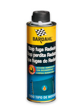 BARDAHL COOLING SYSTEM STOP LEAK 300ml ADDITIVO ANTI-PERDITE RADIATORI 160024