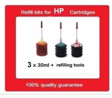 Refill kits for HP61 & HP61XL Colour Ink Cartridges For HPF4280 C4780 J310 D2560